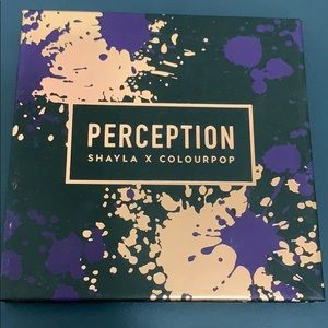 Shayla x Colourpop Palette